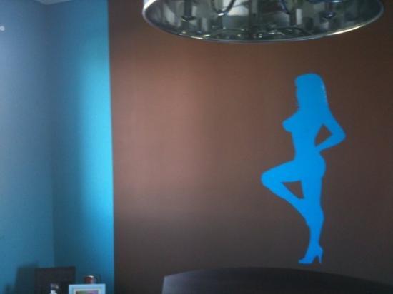 Decoration Salle De Bain Turquoise : CHOCOLAT/TURQUOISE